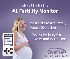 Ovacue #1 Fertility Monitor